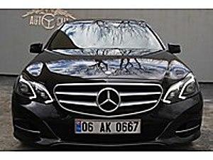 TAMAMINA KREDİ İMKANI AUTO CITY DEN Mercedes - Benz E Serisi E 180 Elite