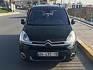 AKIN AUTO DA 2012 MODEL TEMİZ CİTROEN BERLİNGO CAM TAVAN Citroën Berlingo 1.6 HDi SX