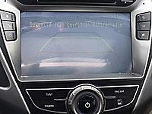 ELANTRA 87BİN KM SUNROF-NAVİGASYON Hyundai Elantra 1.6 CRDi Elite