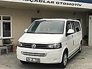 HAS ÇAĞLAR OTODAN 2013 MODEL WOLSWOGEN TRANSPORTER CİTY VAN Volkswagen Transporter 2.0 TDI City Van