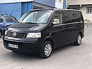 HASÇAĞLARDAN 2009 MODEL HATASIZ KAZASIZ KISA ŞASE 5 1 CTYVAN Volkswagen Transporter 1.9 TDI City Van