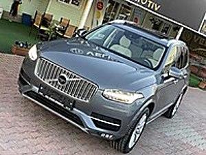 VELI DEMIRDEN 2019 4400 KM HATASIZ BOYASIZ FULL PAKET Volvo XC90 2.0 D5 Inscription