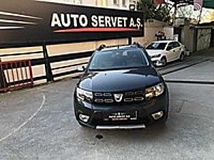 KOÇFİNANS 48 AY KREDİNİZ HAZIR 2017 DACİA STEPWAY DİZEL Dacia Sandero 1.5 dCi Stepway