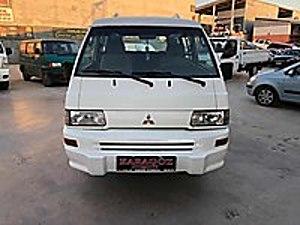 KARAGÖZ OTOMOTİV DEN 2003 MODEL ORJİNAL KLİMALI 4 1 L 300  L 300 L 300 City Van