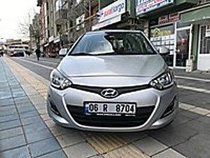 KULOĞULLARINDAN 2013 OTOMOTİK VİTES HUNDAİ İ20 Hyundai i20 1.4 CVVT Sense