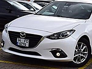 MAZDA OZAN DAN 89.000 KMDE 2014 MAZDA 3 SKY-G REFLEX SEDAN Mazda 3 1.5 SkyActive-G Reflex