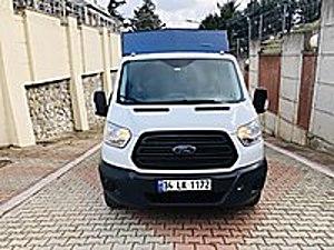 2014 FORD 350 M ÇİFT KABİN-HATASIZ BOYASIZ Ford Trucks Transit 350 M Çift Kabin