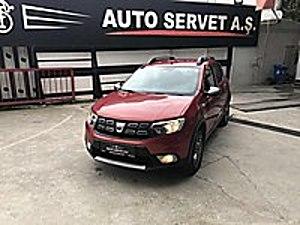 KOÇFİNANS 48 AY KREDİNİZ HAZIR 2017 DACİA STEPWAY HATASIZ Dacia Sandero 1.5 dCi Stepway