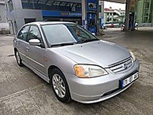 OTOMATİK HONDA LPG Lİ Honda Civic 1.6 VTEC LS