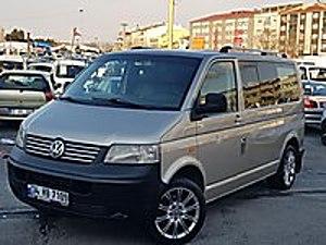 GEZEGENDEN VİP DIZAYNLI TRANSPORTER YARI PESINLE VADE TAKAS OLUR Volkswagen Transporter 1.9 TDI City Van