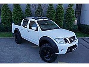 MS CAR DAN 2013 NİSSAN NAVARA 2.5TDİ 4X4 LE 83.000KM-TAKAS OLUR Nissan Navara 2.5 TDI 4X4 LE