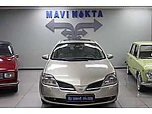 MAVİ NOKTA MOTORS 2004 NİSSAN PRİMERA TEKNA SUNROOF BENZİN LPG Nissan Primera 1.6 Tekna