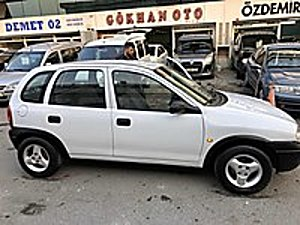 GOKHAN OTODAN 2 A D E T. OPEL CORSA Opel Corsa 1.2 Swing