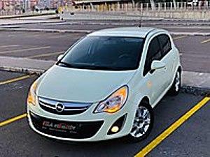 2012 OPEL CORSA ÖZEL SERİ YARI DERİ KOLTUK 63 BİN KM DE HATASIZ Opel Corsa 1.4 Twinport Enjoy