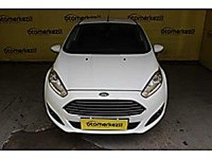 2014 MODEL FORD FIESTA 1.6 TITANIUM-OTOMATIK-KREDI-TAKAS DESTEGI Ford Fiesta 1.6 Titanium X