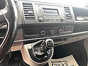 ADRESE TESLİMBOYASIZ 77 BİN KM çDE 2018 TRANSPORTER 2.0 TDI Volkswagen Transporter 2.0 TDI Panel Van