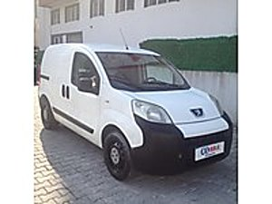 YEKİLİ BAYİ DEN  18 FATURALI 2008 MODEL BİPPER 1.4 PANELVAN Peugeot Bipper 1.4 HDi