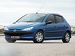 ACUN DAN MASRAFSIZ ORJ. 150.000 DE DİZEL PEUGEOT 206 Peugeot 206 1.4 HDi X-Design