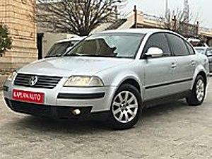 KAPLAN AUTO DAN VW 2004 PASSAT 1.6 TRENDLİNE VOLKSWAGEN PASSAT 1.6 TRENDLINE