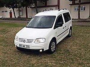 2007 BEYAZ CADDY TEMİZ BAKIMLI HESAPLI Volkswagen Caddy 1.9 TDI Kombi