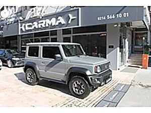 -CARMA-2019 JİMNY 1.5 GLX- 4X4 - NAVİGASYON-ŞERİT TAKİP-KAMERA Suzuki Jimny 1.5 GLX