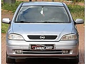 ŞAHBAZ AUTO 2001 OPEL ASTRA 1.6 ELEGANCE TAM OTOMATİK LPG 100HP Opel Astra 1.6 Elegance
