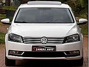 ŞAHBAZ AUTO 2014 VOLKSWAGEN PASSAT 1.6 TDI COMF. SUNROOF MANUEL Volkswagen Passat 1.6 TDI BlueMotion Comfortline