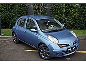 MS CAR DAN 2008 NİSSAN MİCRA 1.2 OTOMATİK VİTES -112.000KM- Nissan Micra 1.2 Passion