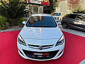 KUZENLER HONDA DAN 2015 ASTRA 1.6 CDTİ COSMO 155.000 KM BOYASIZ Opel Astra 1.6 CDTI Cosmo