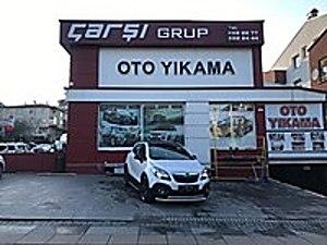 ÇARŞI DAN 2015 OPEL MOKKA ÇİFT RENK YARI DERİ DÖŞEME DİR. ISITMA Opel Mokka 1.6 CDTI  Cosmo