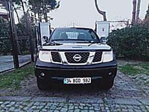 AUTONAZ  DAN 2008 MODEL NİSSAN NAVARA 4X4 Nissan Navara 2.5 TDI 4X4 SE