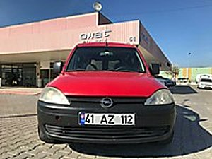2004 MODEL OPEL COMBO 1.7 DTİ ÇİFT SÜRGÜ TERTEMİZ Opel Combo 1.7 DTi Comfort