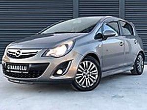 2013 OPEL CORSA 1.4 TWİNPORT ENJOY ACTİVE 95.000 KM HATASIZ Opel Corsa 1.4 Twinport Enjoy