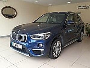 2018 MODEL BMW X1 1.6 D sDRİVE CAM TAVAN HATASIZ BOYASIZ orj ... BMW X1 16d sDrive X Line