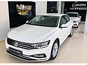 İRON MOTORSDAN 2020 MODEL SIFIR PASSAT Volkswagen Passat 1.6 TDI BlueMotion Business