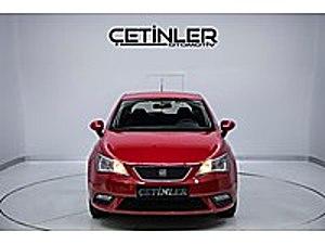 2013 MODEL SEAT İBİZA 1.2 TSİ 105 BG 76 BİN KM DE KIRMIZI STYLE Seat Ibiza 1.2 TSI Style