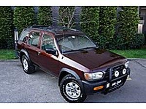 MS CAR DAN NİSSAN PATHFİNDER 3.3 V6 OTOMATİK -TAKAS OLUR- Nissan Pathfinder 3.3 V6