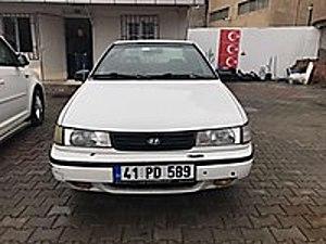 AS OTOMOTİV DEN 1993 MODEL HYUNDAI EXCELL Hyundai Excel 1.5 LS