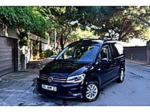2016 MODEL - 68.000 KM - BOYASIZ KAZASIZ TRAMERSİZ DSG AHM PLAKA Volkswagen Caddy 2.0 TDI Comfortline