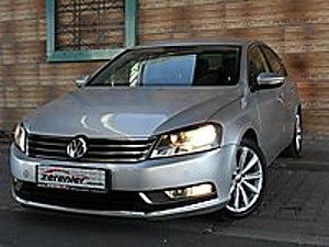 -ZERENLER OTOMOTİV-2013 PASSAT 1.6 TDİ EXCLUSİVE DSG DERİ ISITMA Volkswagen Passat 1.6 TDI BlueMotion Exclusive