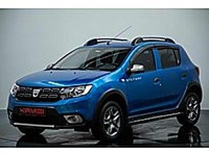 AUTO KIRMIZI DAN HATASIZ 2017 STEPWAY DİZEL OTOMATİK Dacia Sandero 1.5 dCi Stepway