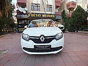DETAY MOTORS DAN 2015 MODEL 1.5DCİ 90 BG Renault Symbol 1.5 dCi Joy
