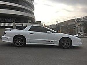 1996 TRANS AM 5.7 MANUEL ŞANZUMAN Pontiac Firebird 5.7 Trans Am