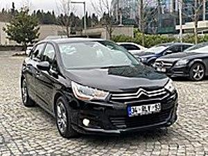 BORZ MOTOR DAN CİTROEN C4 CONFORT DİZEL OTOMATİK NAVİGASYON Citroën C4 1.6 e-HDi Confort