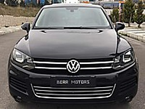 BERR MOTORS TAN 2011 EMSALSİZ BAKIM TOUAREG 3.0 TDİ BMT QUATRO Volkswagen Touareg 3.0 TDI BMT