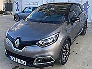 EFENDİOĞLU   HATASIZ 43.xxxkm Renault Captur İcon Otomatik Renault Captur 1.2 Icon