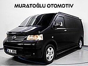 MURATOĞLU  2008 CARAVELLE ERTEX VİP 174HP DSG OTOMATİK UZUN Volkswagen Caravelle 2.5 TDI Comfortline