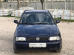 GAZELLE DEN NAKİT SATIŞLI 1998 VW POLO CLASSIC Volkswagen Polo 1.6 Classic