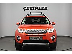 2015 MODEL LAND ROVER DISCOVERY SPORT 2 0Sİ4 HSE LUXURY Land Rover Discovery Sport 2.0 Si4  HSE Luxury