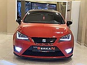 AUTO SERKAN 2013 SEAT CUPRA SUNROF LED F1 EXTRALI HATASZ BAKIMLI Seat Ibiza 1.4 TSI Sport Coupe Cupra